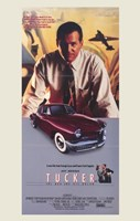 """Tucker: the Man and His Dream All-American - 11"""" x 17"""""""