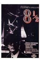 """8& 1/2 Movie - 11"""" x 17"""", FulcrumGallery.com brand"""