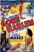 "Gone Harlem - 11"" x 17"" - $15.49"