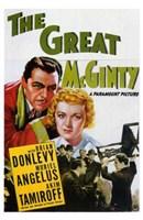 "Great Mcginty - 11"" x 17"""