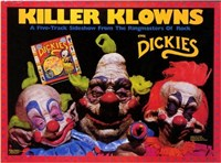 Killer Klowns from Outer Space Wall Poster