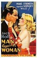 "Woman Against Woman - 11"" x 17"""