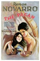 "The Pagan - 11"" x 17"", FulcrumGallery.com brand"