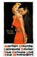 """The Prince and the Showgirl Marilyn Monroe - 11"""" x 17"""", FulcrumGallery.com brand"""
