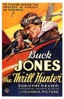 "The Thrill Hunter - 11"" x 17"""
