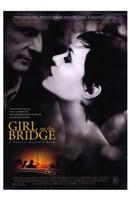 "The Girl on the Bridge - 11"" x 17"" - $15.49"