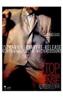 """Stop Making Sense - 11"""" x 17"""""""