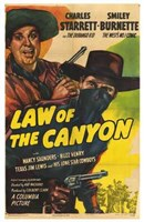 """Law of the Canyon - 11"""" x 17"""""""