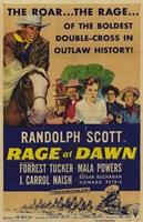 "Rage At Dawn - 11"" x 17"""