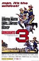 """Sergeants 3 - 11"""" x 17"""""""