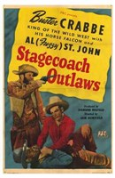 """Stagecoach Outlaws - 11"""" x 17"""""""