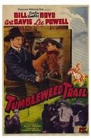 """Tumbleweed Trail - 11"""" x 17"""""""