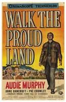 "Walk the Proud Land - 11"" x 17"""