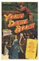 "Young Daniel Boone - 11"" x 17"""