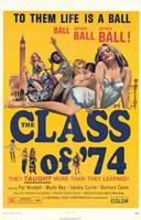 "Class of '74 - 11"" x 17"""