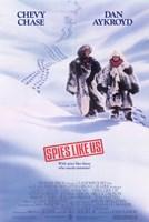 "Spies Like Us - 11"" x 17"""
