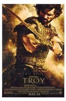 "Troy Eric Bana - 11"" x 17"""