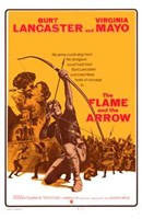 "The Flame and the Arrow - 11"" x 17"" - $15.49"