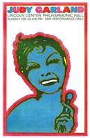 Judy Garland Wall Poster