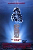 "Deep Star Six - 11"" x 17"""