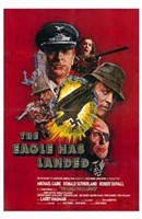"""The Eagle Has Landed Film - 11"""" x 17"""""""