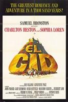 """El Cid - 11"""" x 17"""""""