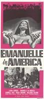 "Emmanuelle in America - style A, 1979, 1979 - 11"" x 17"""