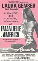 """Emmanuelle in America - style B, 1979, 1979 - 11"""" x 17"""""""