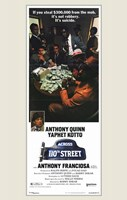 "Across 110Th Street Movie - 11"" x 17"""