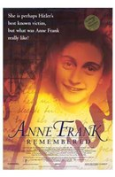 """Anne Frank Remembered - 11"""" x 17"""" - $15.49"""