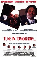 "Tune in Tomorrow movie poster - 11"" x 17"" - $15.49"