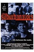 "The Suburbanators - 11"" x 17"""