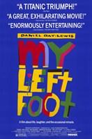 """My Left Foot - 11"""" x 17"""""""
