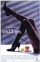 """Call Me - 11"""" x 17"""""""