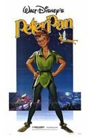 Peter Pan Tinkerball Wall Poster