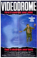 Videodrome Pierre David Wall Poster