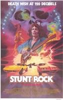 """Stunt Rock - 11"""" x 17"""""""