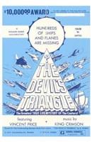 """The Devil's Triangle - 11"""" x 17"""""""