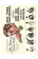 """The Trials of Oscar Wilde - 11"""" x 17"""""""