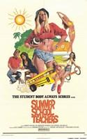 """Summer School Teachers - 11"""" x 17"""""""