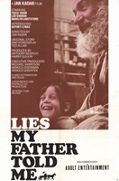 """Lies My Father Told Me - 11"""" x 17"""""""