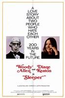 """Sleeper - 200 Years in the future - 11"""" x 17"""" - $15.49"""