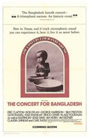 "Concert for Bangladesh - 11"" x 17"""