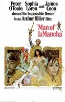 Man of La Mancha Wall Poster