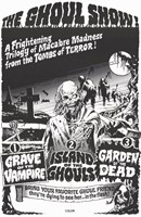 Ghoul Show Wall Poster