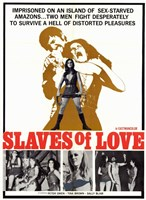 "Slaves of Love - 11"" x 17"""