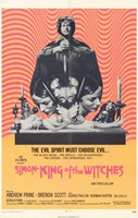 "Simon King of the Witches - 11"" x 17"""