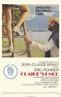 """Claire's Knee - 11"""" x 17"""""""
