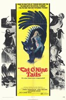 "The Cat O' Nine Tails - 11"" x 17"""