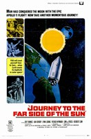 """Journey to the Far Side of the Sun - 11"""" x 17"""""""
